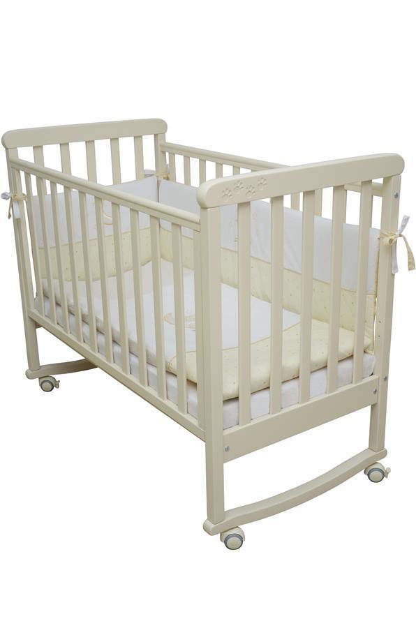 Детская кроватка Верес Соня ЛД-12 Слоновая кость 12.1.2.7.04