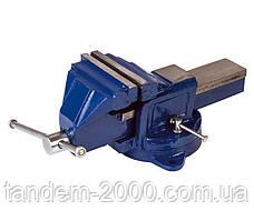 Тиски слесарные 150 мм MIOL 36-400
