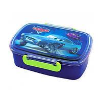 Ланчбокс детский (контейнер для еды) Тачки1