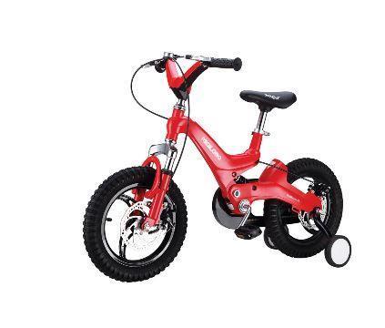Детский велосипед Miqilong JZB Красный 16` MQL-JZB16-Red
