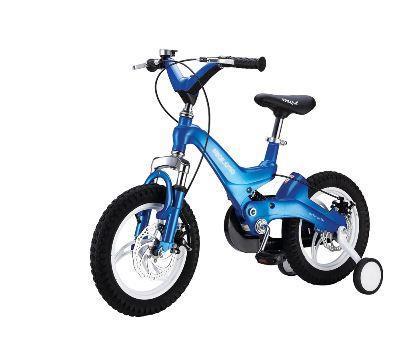 Детский велосипед Miqilong JZB Синий 16` MQL-JZB16-Blue