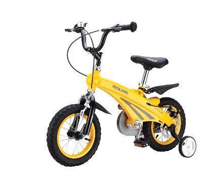 Детский велосипед Miqilong SD Желтый 12` MQL-SD12-Yellow