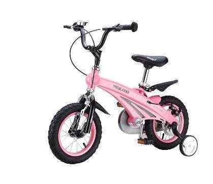 Детский велосипед Miqilong SD Розовый 12` MQL-SD12-Pink