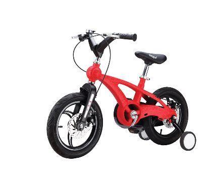 Детский велосипед Miqilong YD Красный 14` MQL-YD14-Red