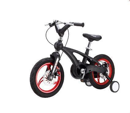 Детский велосипед Miqilong YD Черный 16` MQL-YD16-Black