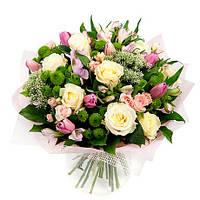 Цветы недорого доставка