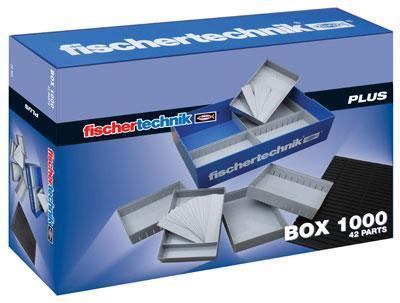Дополнительный набор fisсhertechnik PLUS Коробка для деталей конструктора FT-30383