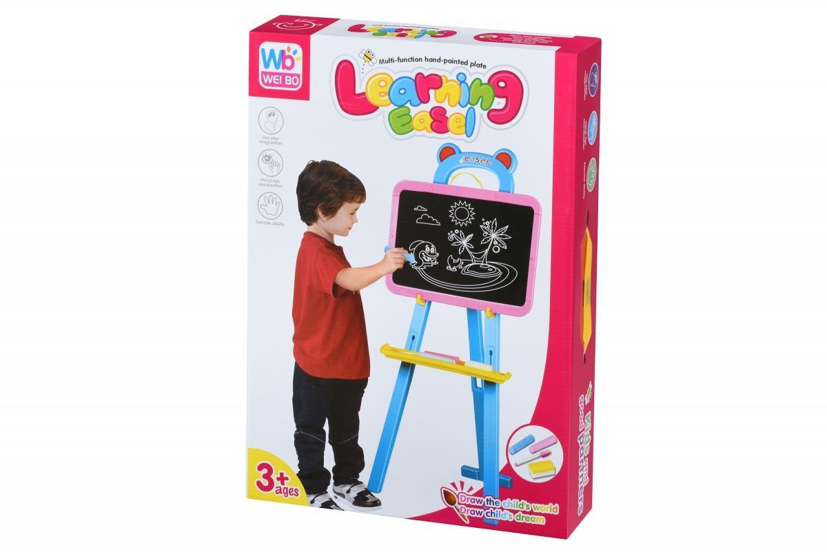 Доска-мольберт для рисования Same Toy 009-2026Ut