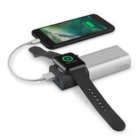 Зарядное устройство портативное Belkin  для Apple Watch и iPhone 6700 мАч BL/Sl
