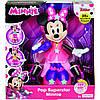 Интерактивная Мини Маус Суперзвезда, свет, музыка, Fisher-Price Pop Superstar Minnie, Оригинал из США