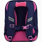 Рюкзак школьный каркасный Kite Education Butterfly K18-732M-2, фото 3