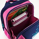 Рюкзак школьный каркасный Kite Education Butterfly K18-732M-2, фото 7