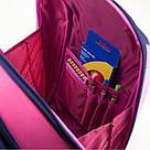 Рюкзак школьный каркасный Kite Education Butterfly K18-732M-2, фото 8