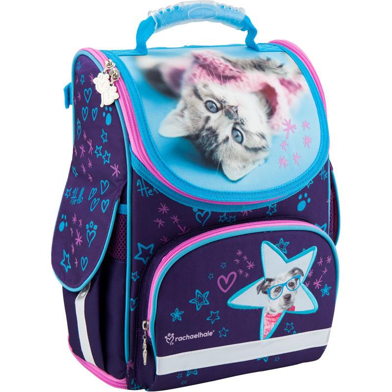 "Рюкзак школьный ""трансформер"" Kite Education для девочек 34х26х13 см 11 л Rachael Hale (R18-500S)"