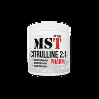 MSTNO ПредтренировочникиCitrulline 2:1 Pharm250 g