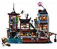 Конструктор Bela 10941 Порт Ниндзяго Сити (серия NinjaGo Movie) 3635 деталей , фото 3