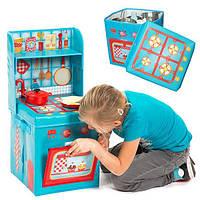 """Игровая коробка для хранения Pop-it-Up """"Кухня"""" 29x29x62см"""