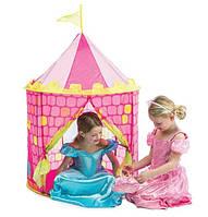 """Игровая палатка Pop-it-Up """"Замок Принцессы"""" d80x110см"""