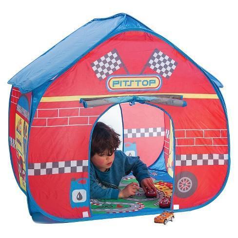 "Игровая палатка тент Pop-it-Up ""Питстоп"" 90x90x90см"