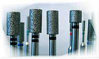 Алмазные головки цилиндрические со спеченным алмазным слоем