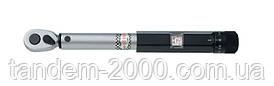 "Ключ динамометрический 1/4"" (3-15 Нм), L=195 мм Force 6472195W F"