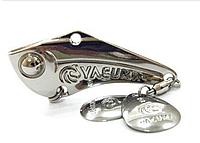 Приманка воблер суспендер Metal Bait 7, 14, 18 гр. (серебро, золото) для ловли в пресной воде - блесна
