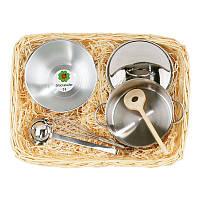 Игровой набор nic Посудка металлическая NIC530741