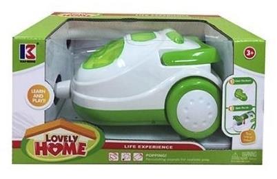Игровой набор Same Toy Lovely Home Пылесос 3213AUt