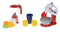 Игровой набор Same Toy My Home Little Chef Dream соковыжималка и кухонный миксер 3201Ut