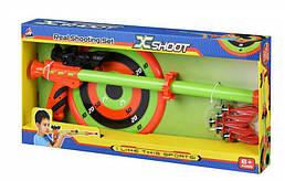 Игровой набор Same Toy X-Shoot Бластер SP9018Ut