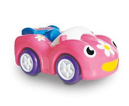 Гоночный болид Дейзи WOW Toys Розовый (1016)