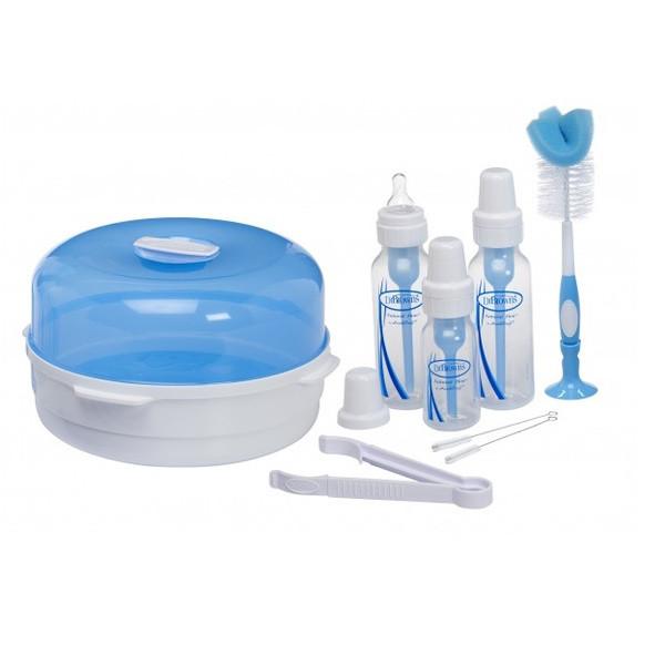 Бутылочки для кормления, посуда и наборы