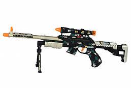 Іграшкова зброя Same Toy BisonShotgun Гвинтівка чорна DF-20218BZUt
