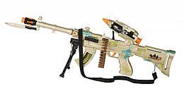 Іграшкова зброя Same Toy Burning Spin3 Автомат DF-13218BUt