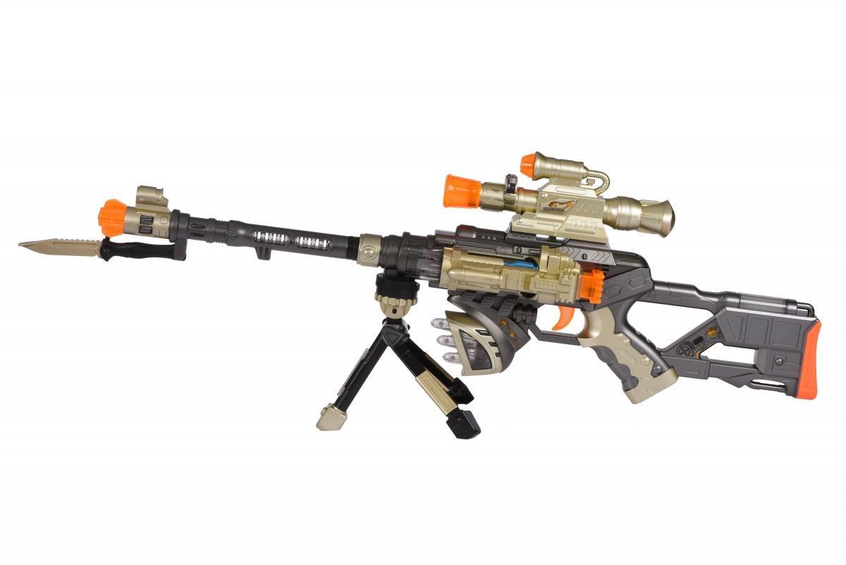 Игрушечное оружие Same Toy Snowleopard Автомат DF-18218BUt