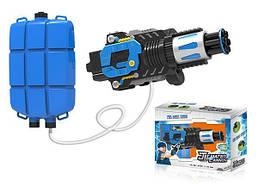 Іграшкова зброя Same Toy Водний електричний бластер з рюкзаком 777-C2Ut