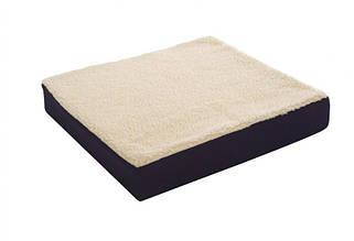 Подушка на сиденье Forever Comfy Черный с белым (4905)