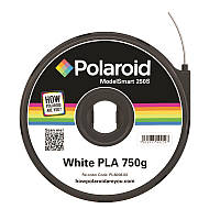 Картридж с нитью 1.75мм/0.75кг PLA Polaroid ModelSmart 250s, белый