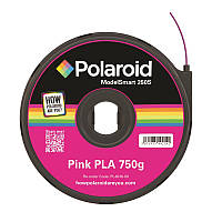 Картридж с нитью 1.75мм/0.75кг PLA Polaroid ModelSmart 250s, розовый