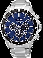 Часы Seiko SSC445 хронограф SOLAR V175  , фото 1