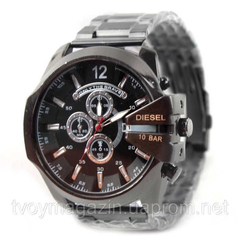 Мужские наручные часы Diesel 10 Bar Чоловічий наручний годинник