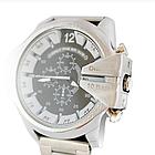 Мужские наручные часы Diesel 10 Bar Серебро Чоловічий наручний годинник, фото 2