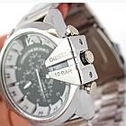 Мужские наручные часы Diesel 10 Bar Серебро Чоловічий наручний годинник, фото 5