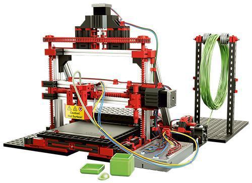 Конструктор fisсhertechnik 3D принтер FT-536624