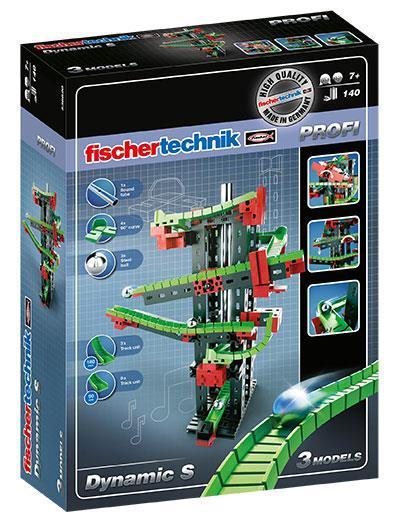 Конструктор fisсhertechnik PROFI Динамика S FT-536620