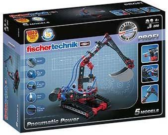 Конструктор fisсhertechnik PROFI Пневматика FT-533874