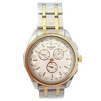 Наручные мужские часы Tissot White  Наручний чоловічий годинник
