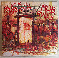 CD диск Black Sabbath - Mob Rules