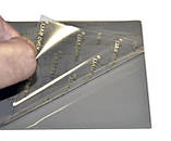 Термопрокладка KingBali DG 1.0 мм 40х40 серая 4W термоинтерфейс (TPr-KB4DG 1.0-40), фото 2