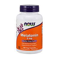 Мелатонин для сна Melatonin 3 mg (180 caps)